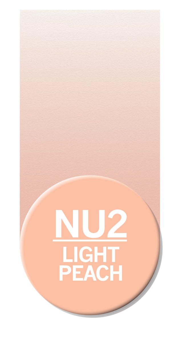 Chameleon Color Tone Pen - Light Peach NU2