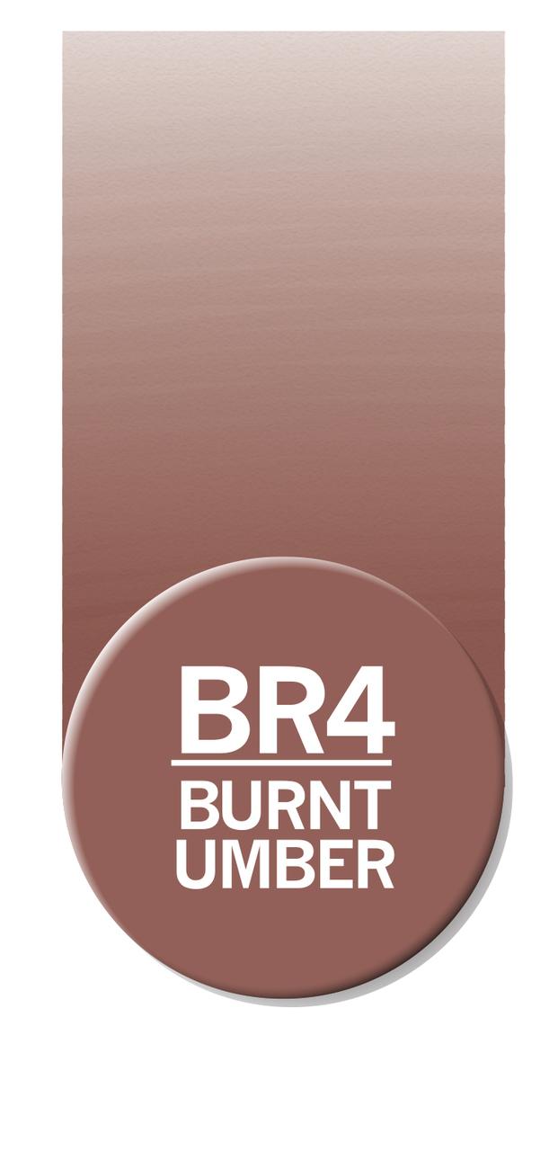 Chameleon Color Tone Pen - Burnt Umber BR4