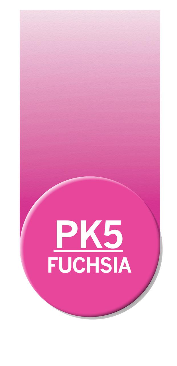 Chameleon Color Tone Pen - Fuchsia PK5