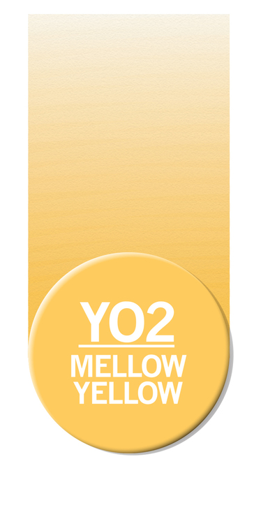Chameleon Color Tone Pen - Mellow Yellow YO2