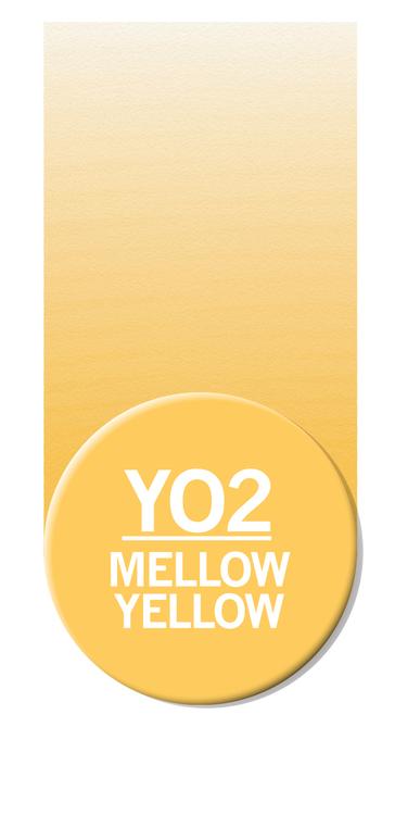 Chameleon Color Tone Pen - Mellow Yellow YO2