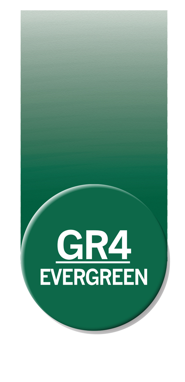 Chameleon Color Tone Pen - Evergreen GR4