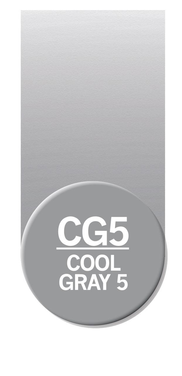Chameleon Color Tone Pen - Cool Grey 5 CG5