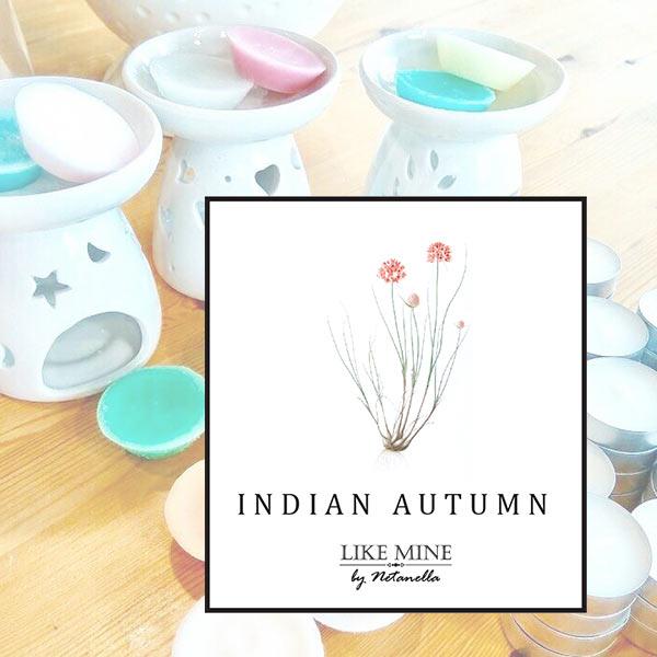 דיסקית שעווה - Indian Autumn