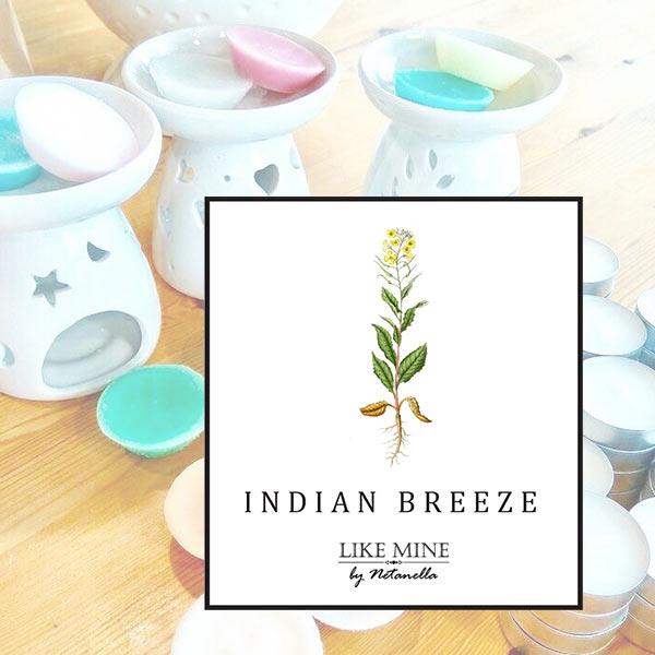דיסקית שעווה - Indian Breeze