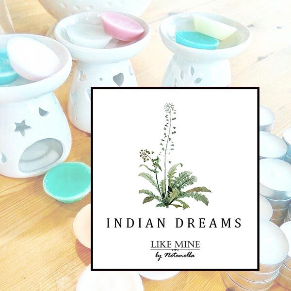 דיסקית שעווה - Indian Dreams
