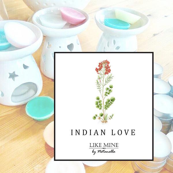 דיסקית שעווה - Indian Love