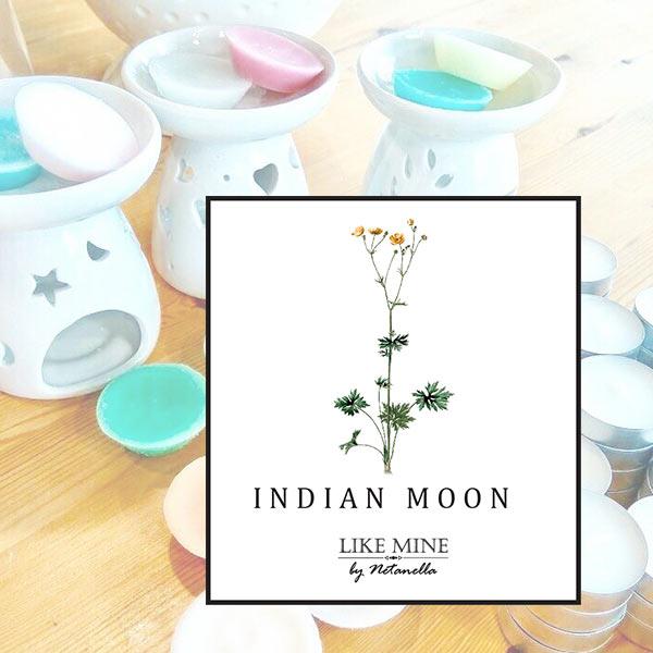 דיסקית שעווה - Indian Moon