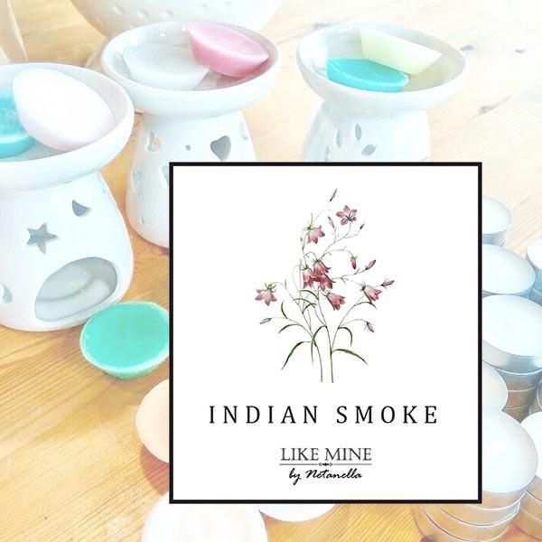 דיסקית שעווה - Indian Smoke
