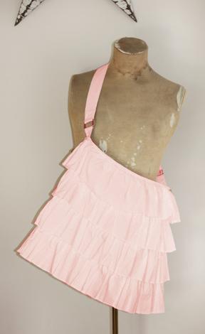 תיק בד - Pink Tote
