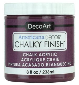 Chalky Finish Paint 236 ml - Victorian