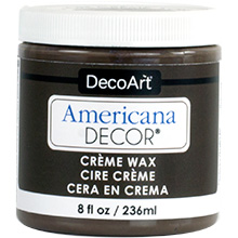 Americana Decor - Deep Brown Wax 236 ml