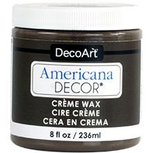 Americana Decor - Deep Brown Wax 236 ml