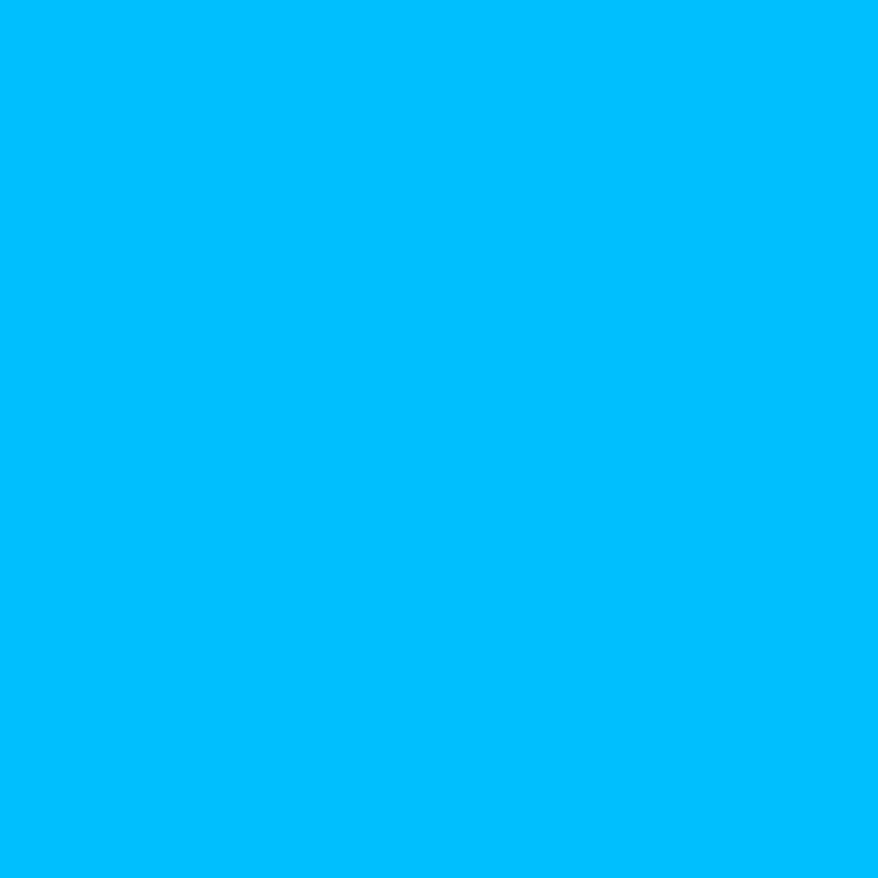"""גליון 50X70 ס""""מ - כחול שמיים 160 ג'"""