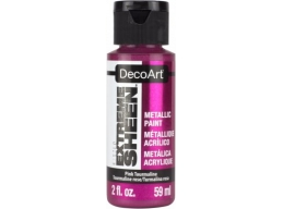 Extreme Sheen Acrylic Metallic Paint - Pink Tourmaline
