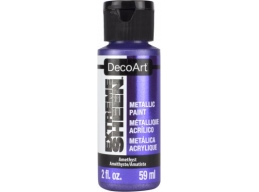Extreme Sheen Acrylic Metallic Paint - Amethyst