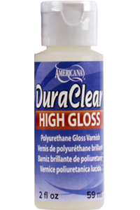 Americana DuraClear Gloss Varnish