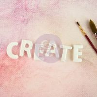 Thread Letters - CREATE