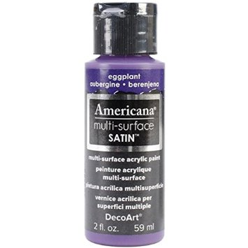 Americana Multi-Surface Acrylic Paint - Eggplant