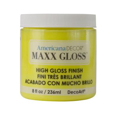 Americana Decor Maxx Gloss - Lemon Spritzer
