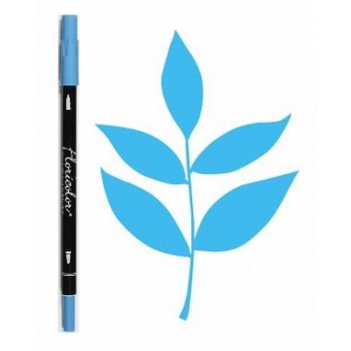 טוש לצביעה - Feutre encreur Bleu Lagon