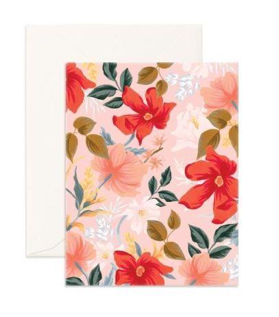 סט מעטפות וכרטיסיות- Poppy Blank Greeting Card Boxed Set