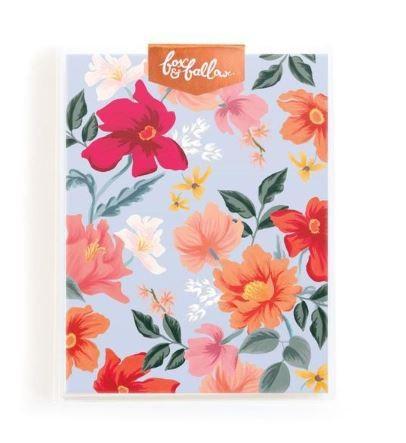 סט מעטפות וכרטיסיות- Bilberry Blank Greeting Card Boxed Set