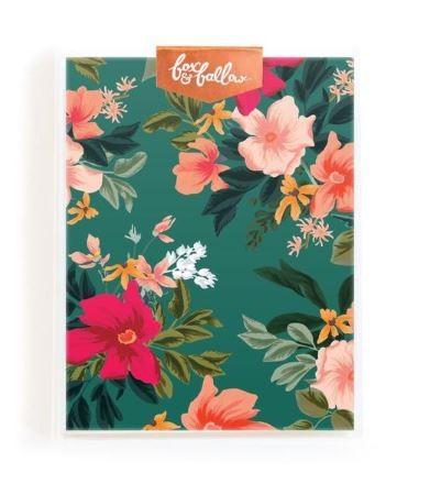 סט מעטפות וכרטיסיות-Wintergreen Blank Greeting Card Boxed Set