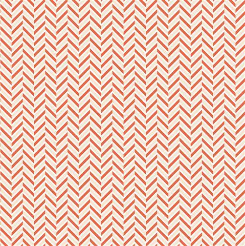 דף קארדסטוק - מסטיק לימון - זיגזג אדום ואפור