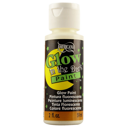 Americana Glow-in-the-Dark Paint