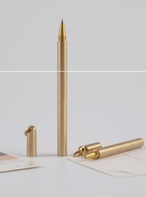 עט גולדי מעוגל