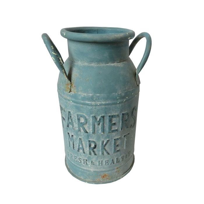 מיכל בעיצוב כד חלב מעוגל - Farmers' Market