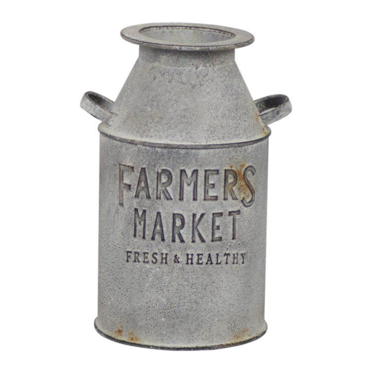 מיכל בעיצוב כד חלב מולבן- Farmers' Market
