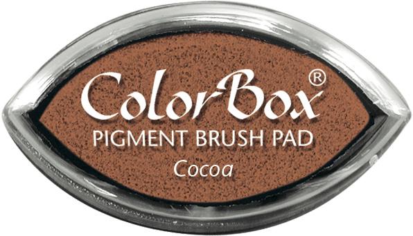 דיו פיגמנטי Pigment Cat's Eye Ink Pad - Cocoa