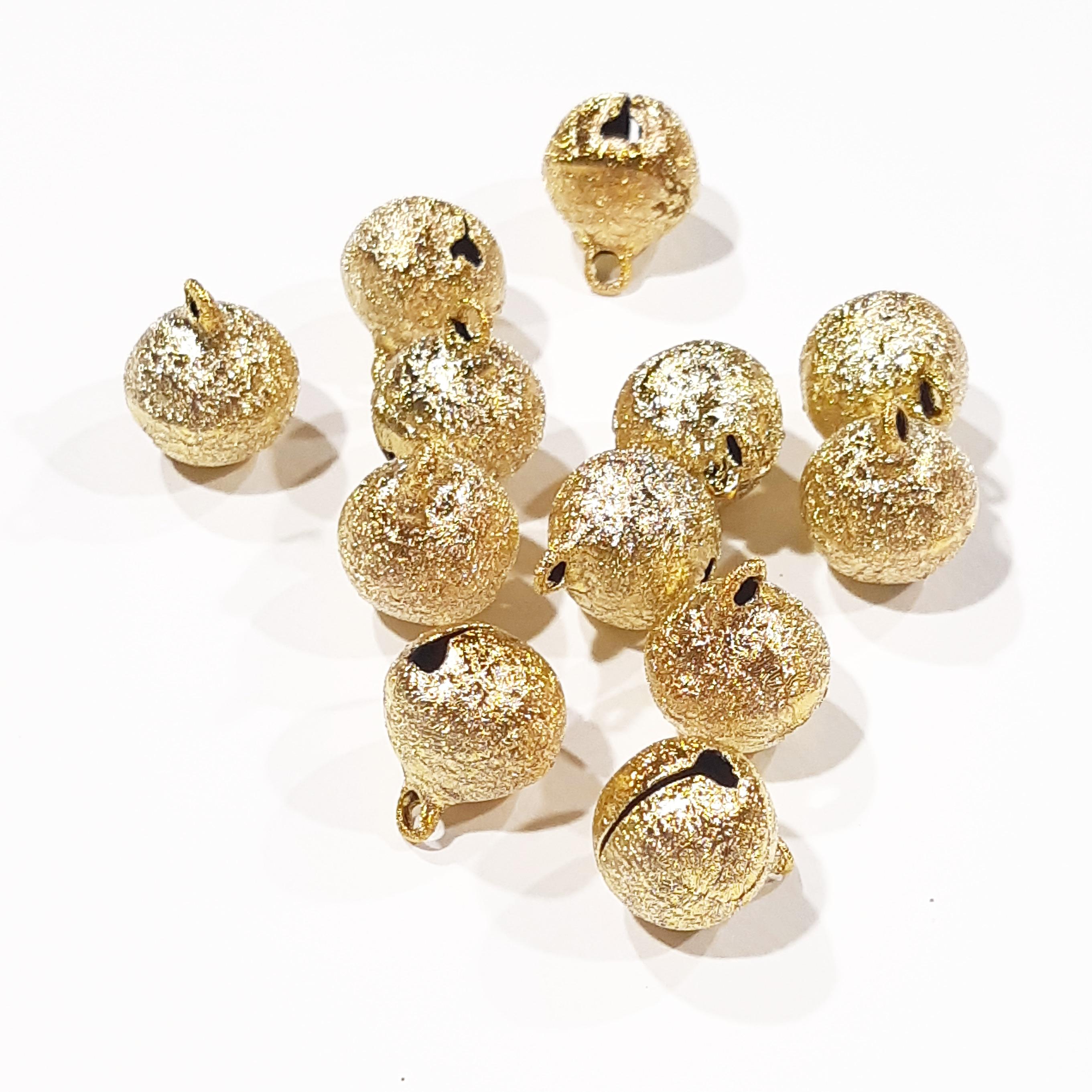 מארז פעמונים- זהב