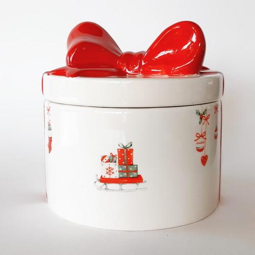 קופסת ממתקים קריסמס - גדולה