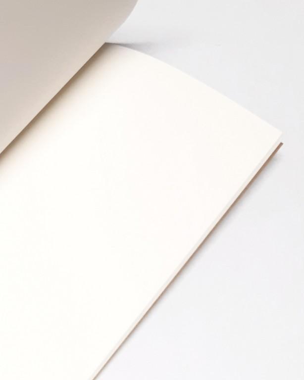 מחברת מילוי ליומן מידורי- דפים חלקים