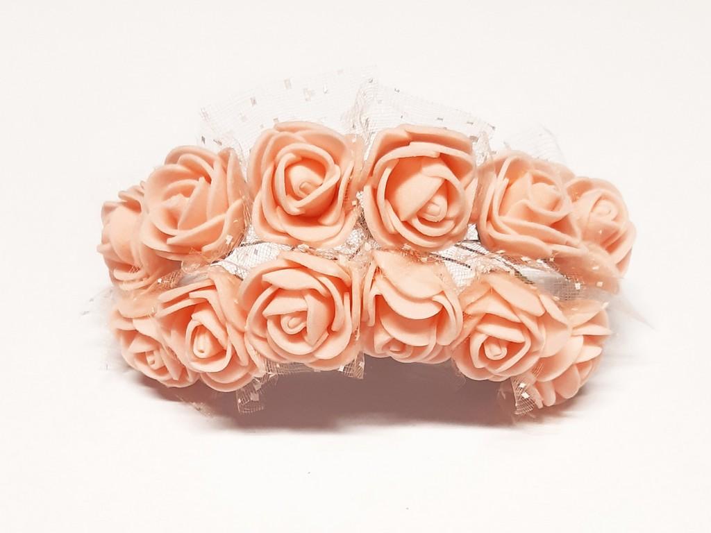פרחי סול - אפרסק