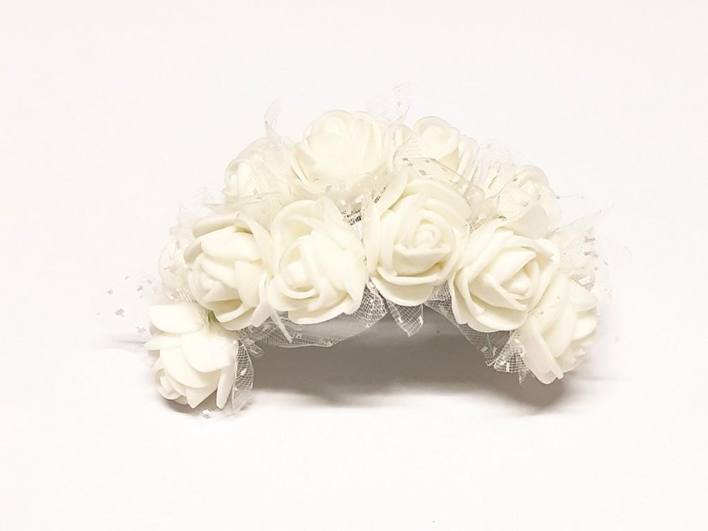 פרחי סול - שמנת