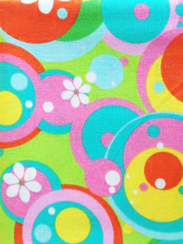 "Fabric Palette Precut 18""X42 - Lime"