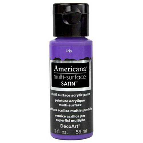 Americana Multi-Surface Acrylic Paint - Iris