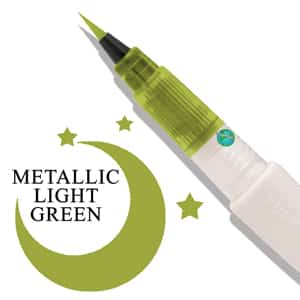 Wink of Luna Brush - Light Green