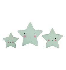 מיני פיגורינות - כוכבים מנטה