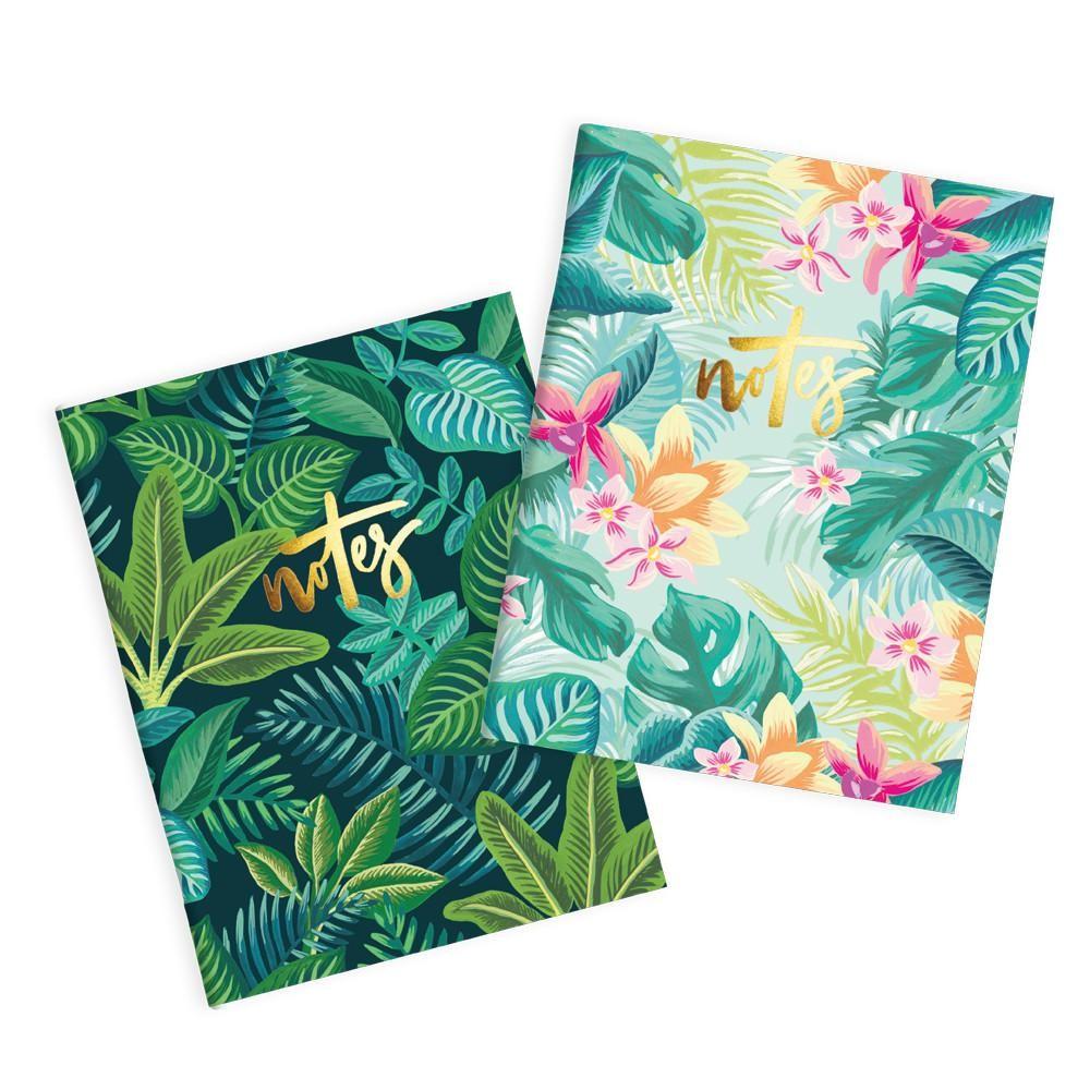 מארז 2 מיני מחברות כריכה רכה- Costa Rica Pocket Notebook Pack