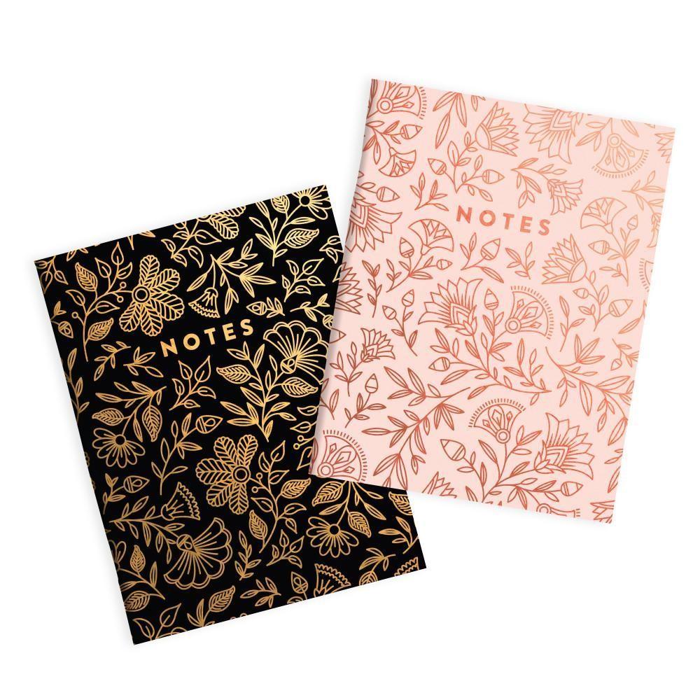 מארז 2 מיני מחברות כריכה רכה- Amulet Pocket Notebook Pack