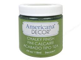 Americana Decor Chalky Finish Paint 118 ml - New Life