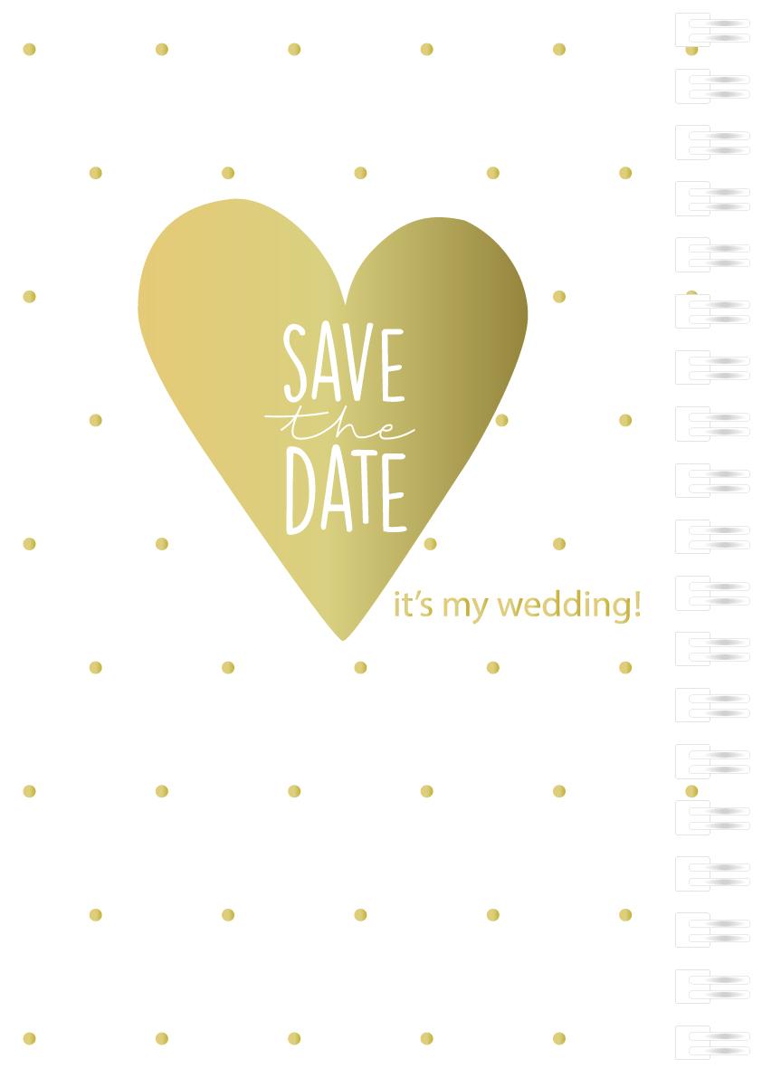 מחברת ספירלה - חתונה