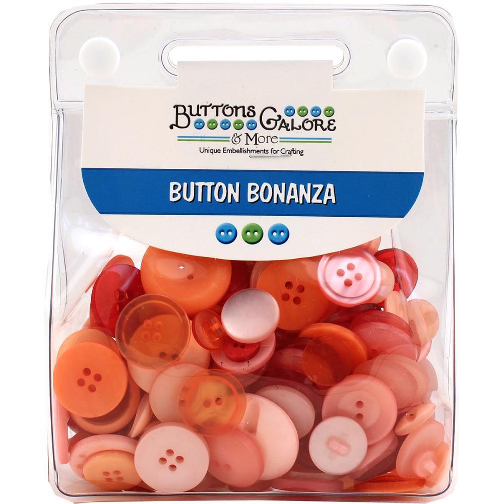 מארז כפתורים - Button Bonanza - Pink