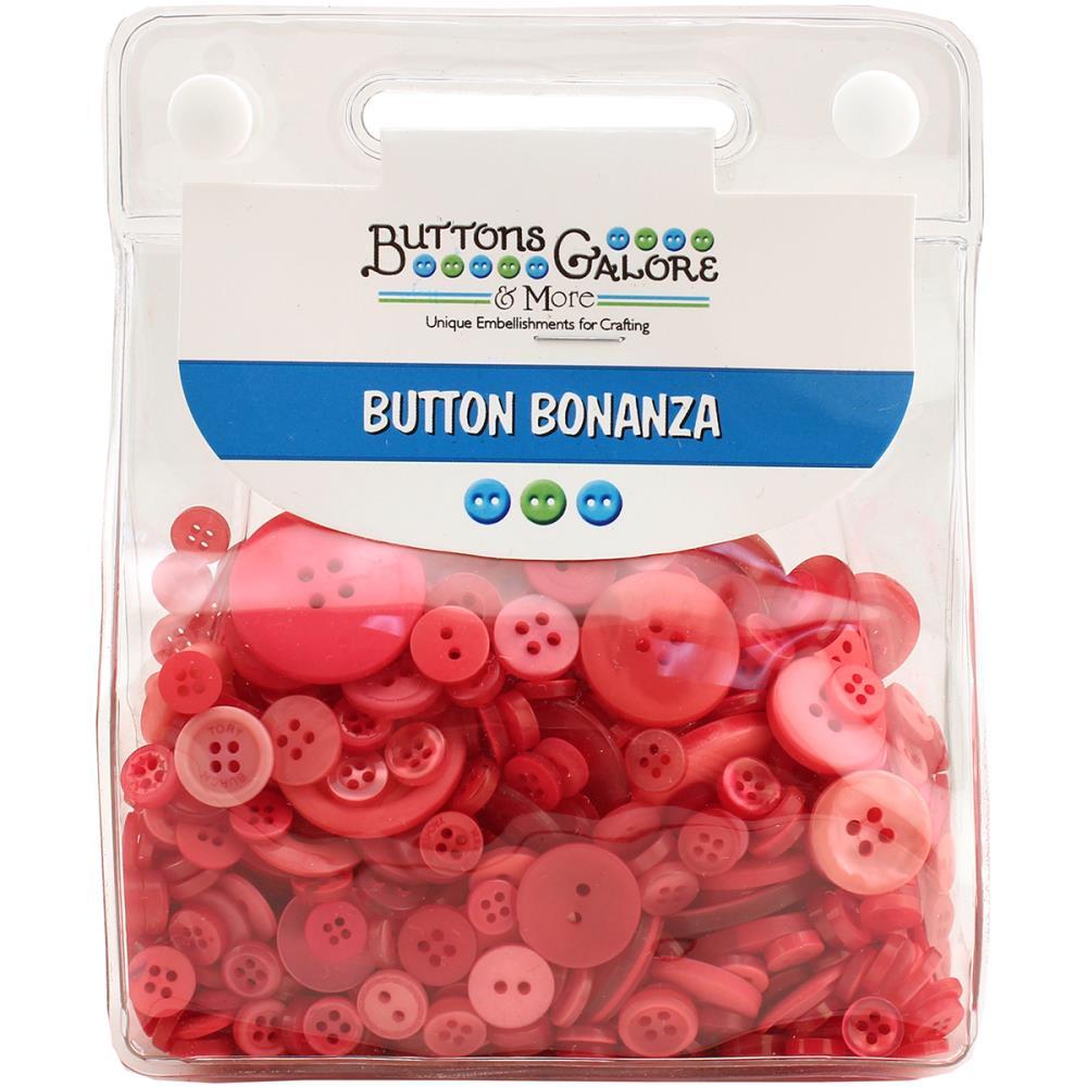 מארז כפתורים - Button Bonanza - Watermelon Splash