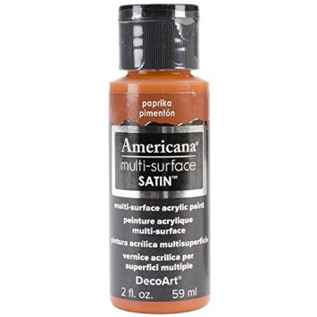 Americana Multi-Surface Acrylic Paint - Paprika